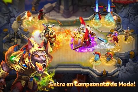 Castle Clash: Brave Squads screenshot 4