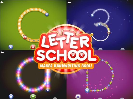 LetterSchool - Block Letters Screenshot