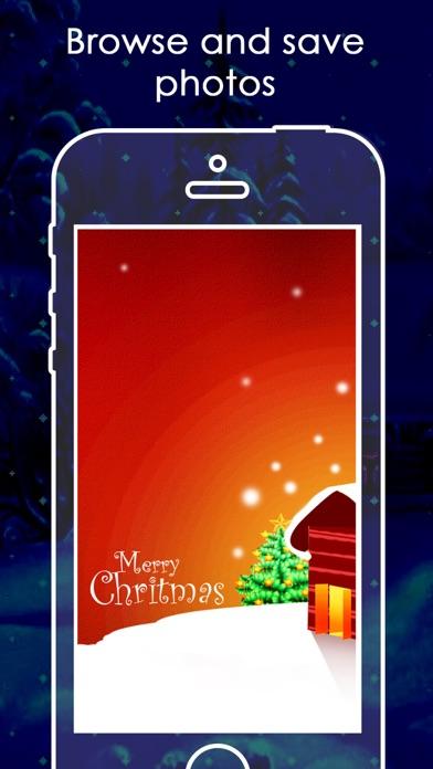 Christmas Live Wallpaper | Best X'mas Screens Screenshot