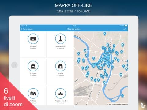 Verona App - Guida di Verona by Wami Screenshot