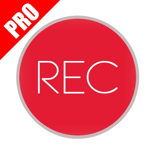 Voice Recorder Pro (记录在你的日记语音备忘录和笔记)