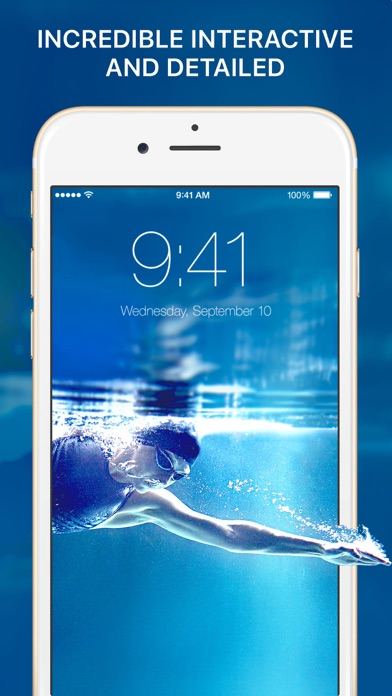 Live wallpapers themes for iphone livenly active app store iphone 4 voltagebd Gallery