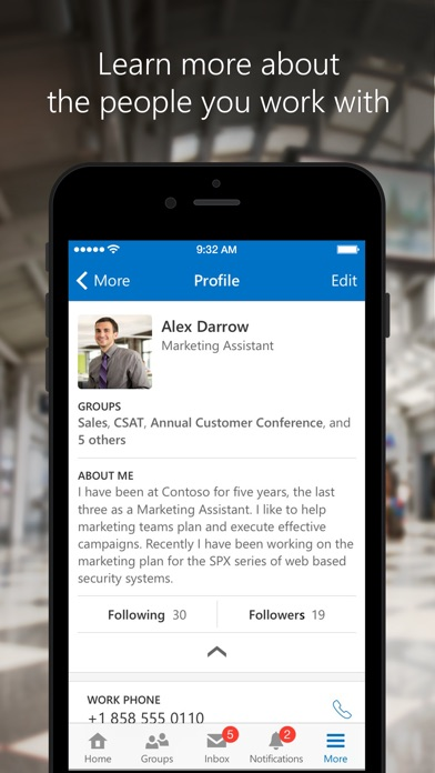 download Yammer apps 1