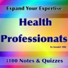 Basics of Health Professionals For Self Learning & Exam Preparation 3100 Flashcards