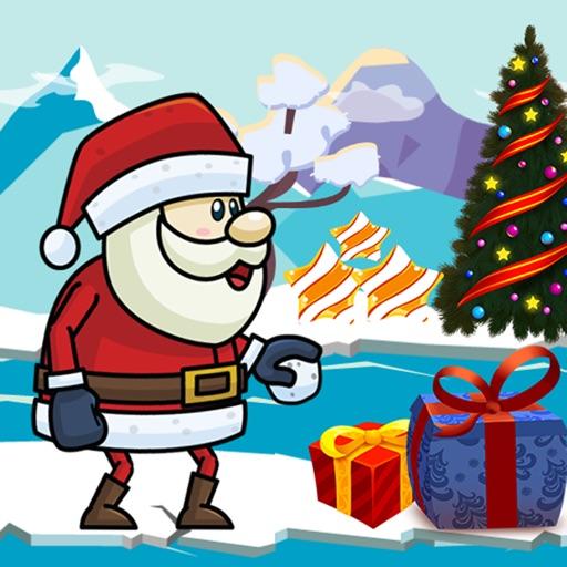 Santa Claus - Run for candy gifts 2017 iOS App