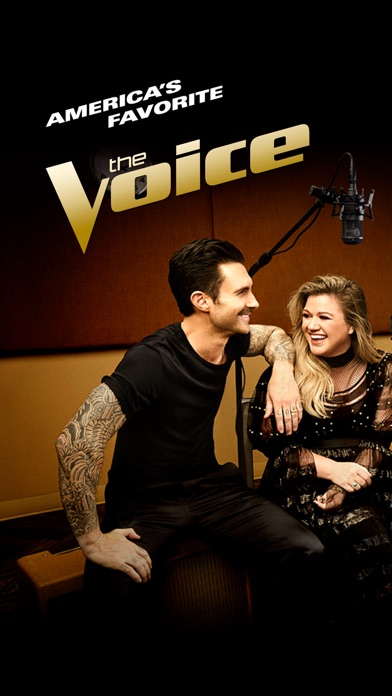 download The Voice Official App on NBC apps 0