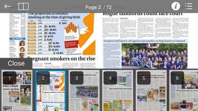 Weston And Somerset Mercury review screenshots