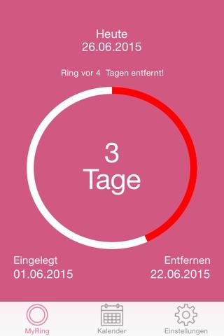 MyRing - Ring Contraceptive screenshot 3