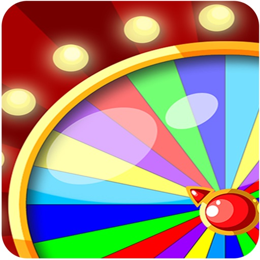 Lucky Wheel : Lucky Color iOS App