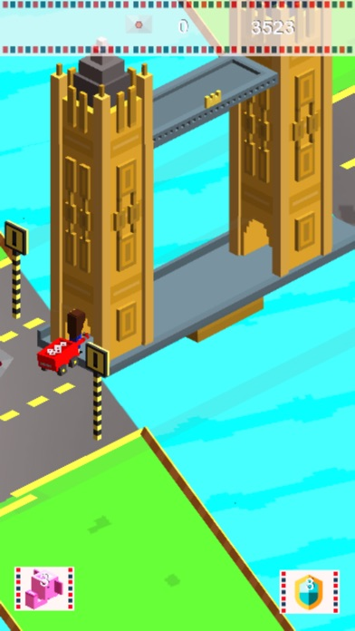 Royal Mail - The Endless Delivery Race! Screenshot