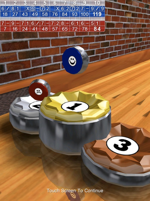 Screenshot #4 for 10 Pin Shuffle Pro Bowling