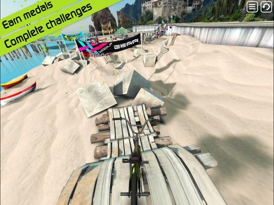 Скачать игру Touchgrind BMX