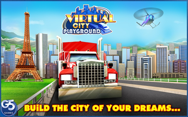 Virtual city playground building tycoon app download for Virtual build a house