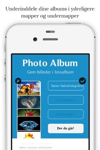 Photo Album Plus screenshot 1