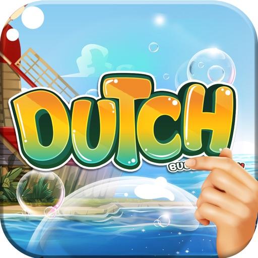 Dutch Bubble Bath: Learn Dutch iOS App