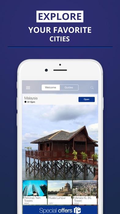 Malaysia - Travel Guide & Offline MapsScreenshot of 1
