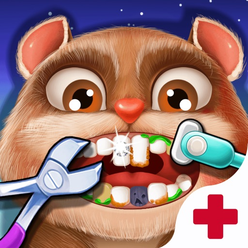 Pet Vet Dentist - Animal Doctor Games iOS App