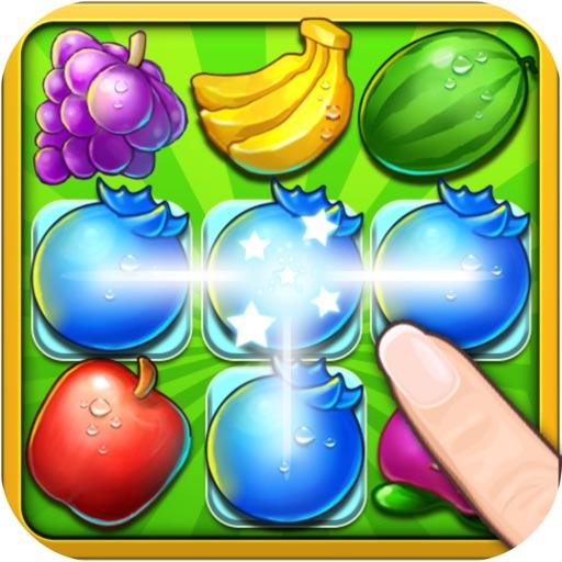 Crazy Ice Fruit Holiday iOS App