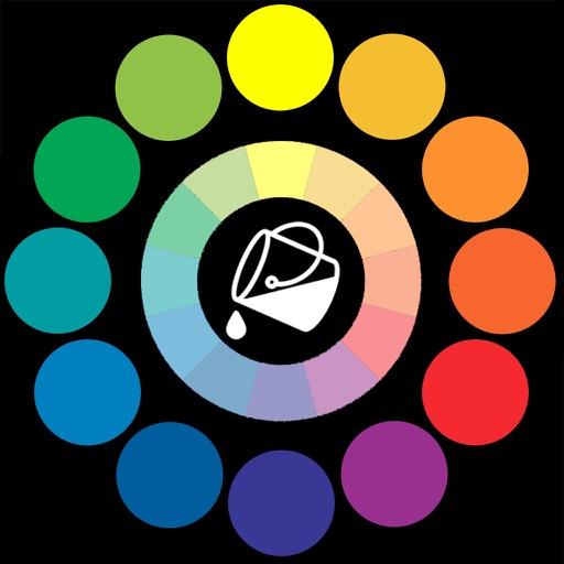 Pocket Color Wheel iOS App