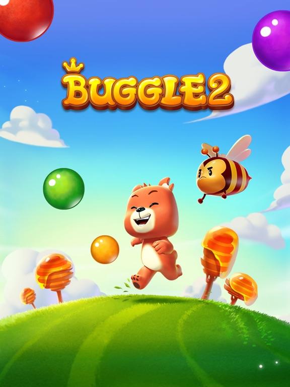 Buggle 2 - Bubble Shooter на iPad