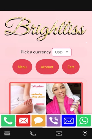 Brighttiss screenshot 1