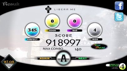 Screenshot #10 for Cytus
