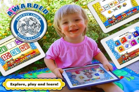 Preschool! & Toddler kids learning Abby Games free screenshot 2