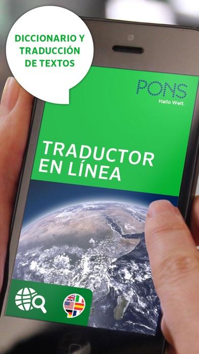 download Traductor en línea PONS apps 2