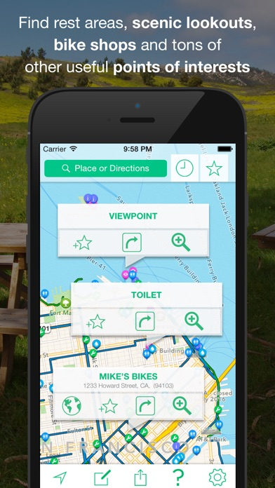 download CycleMap apps 4