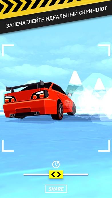 Thumb Drift - Furious One Touch Car Racing Screenshot