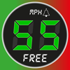 Speedometer Free Speed Limit Alert + GPS Black Box