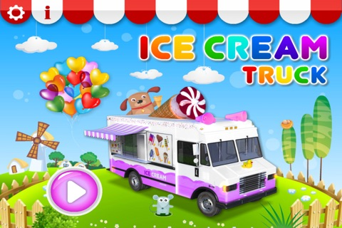 Kids Vehicles: Dora Ice Cream Truck! Counting Game screenshot 2