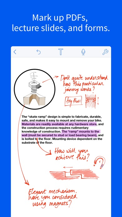 download Notability apps 4