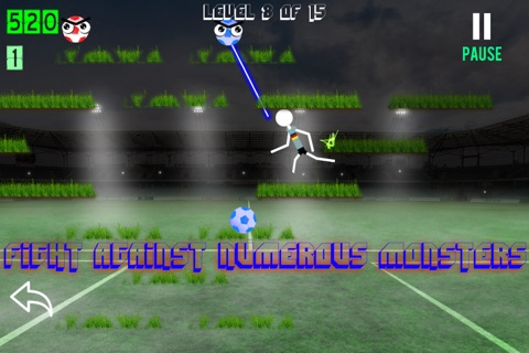 EM-Soccer Summit Pro screenshot 3