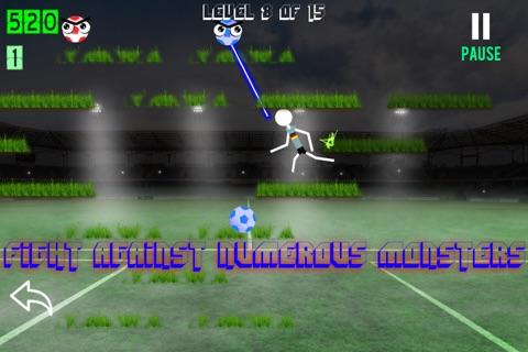 EM-Soccer Summit Pro screenshot 3