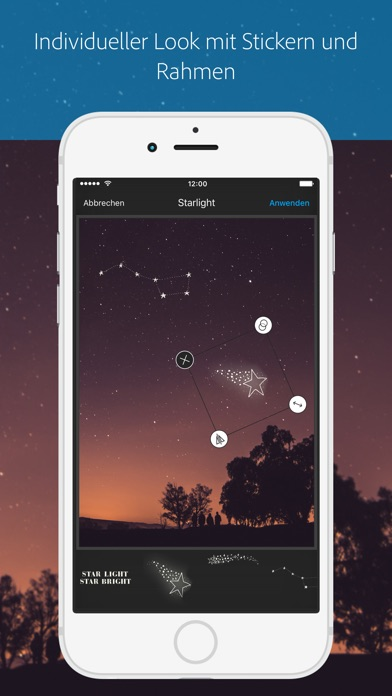 Photo Editor von Aviary Screenshot