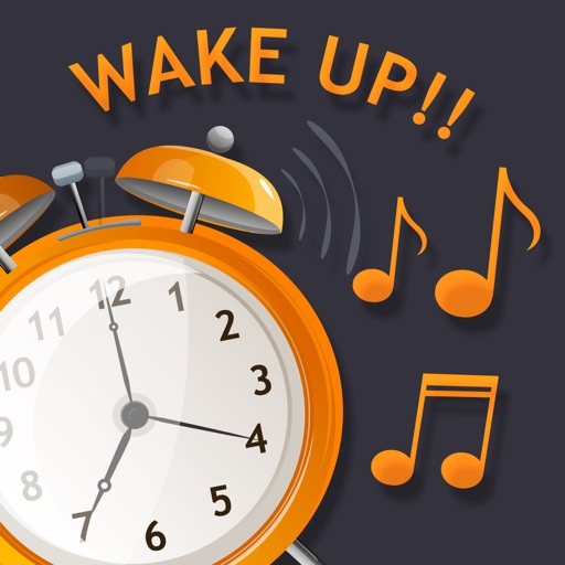Wake Up Ringtones – Alarm Clock Melodies iOS App