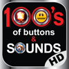 Toneaphone, LLC - 100's of Buttons & Sounds Ultimate HD  artwork