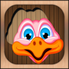 Animal Puzzles Games: little boys & girls puzzle Icon