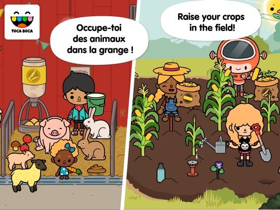 Screenshot #4 pour Toca Life: Farm