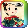 Hua Mu-Lan  - Interactive Book iBigToy app free for iPhone/iPad