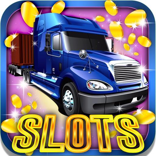 Truck Slot Machine: Enjoy the most powerful van iOS App