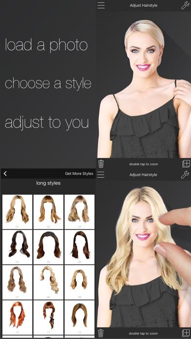 Women's Hairstyles Screenshot 2