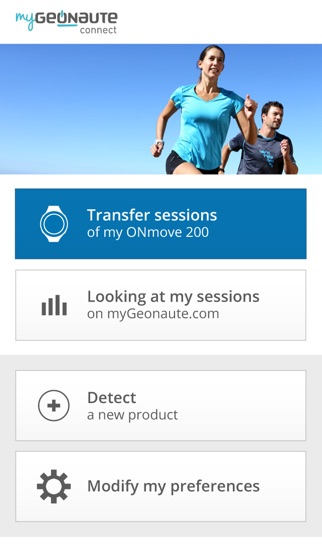 download myGeonaute connect apps 2