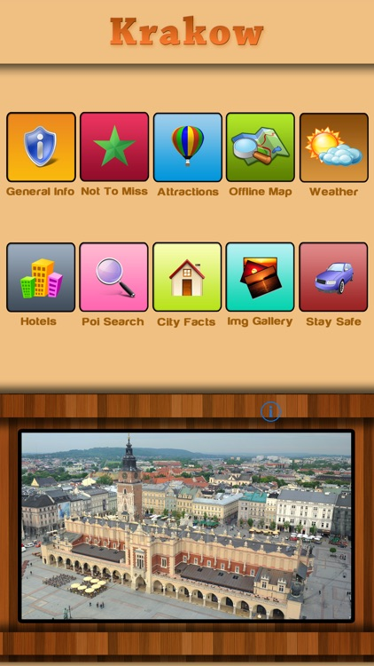 Krakow Offline Map Navigation by Alankar Atul Kumar