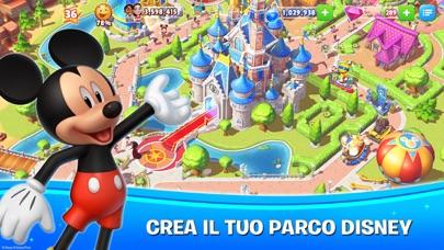 Screenshot of Disney Magic Kingdoms1