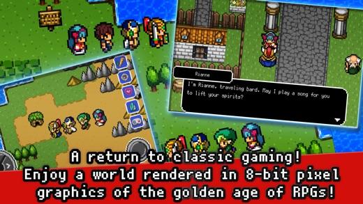 RPG Dragon Sinker Screenshot
