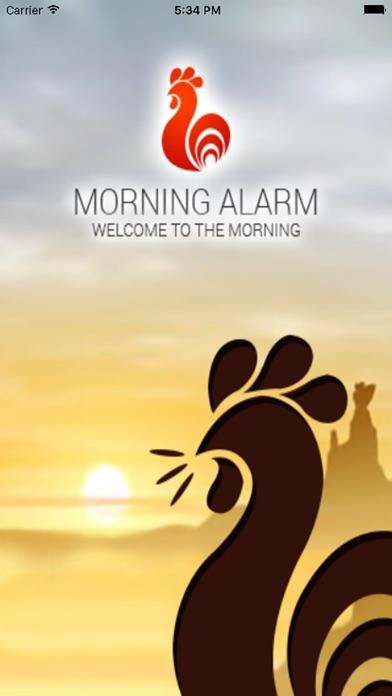 Rooster Sunrise AlarmScreenshot of 1