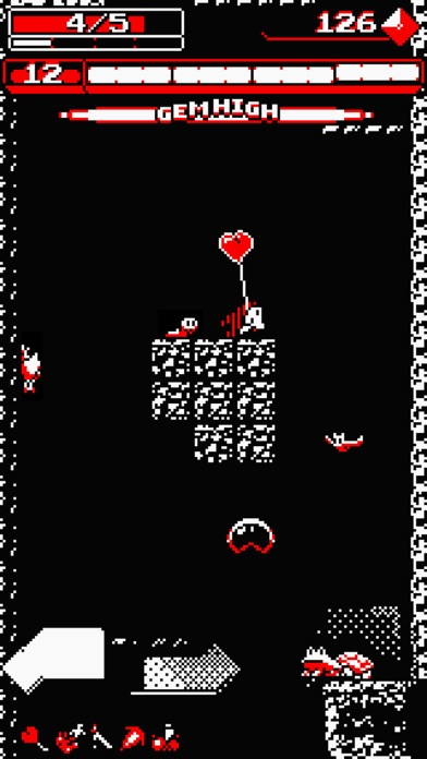 Screenshot #7 for Downwell