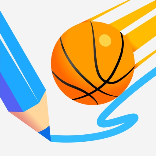 Dunk Line app for iphone